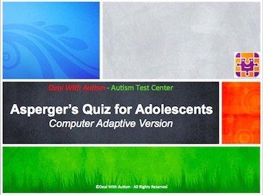 Aspergers Quiz for Adolescents