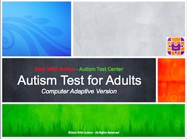 Autism Test Online for Adults CAT