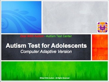 Autism Test for Adolescents