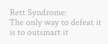 Beat Rett Syndrome
