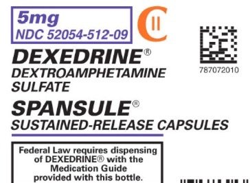 Dexedrine for ADHD