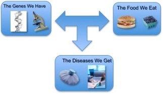 Nutrigenomic's relation to Disorders