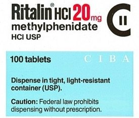 Ritalin for ADHD