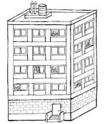 architectural sketch 2