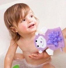 hand puppet bath towel