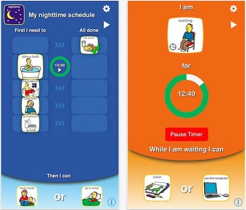 Choiceworks - Yet another App for Organizing an Autistic Child's Life