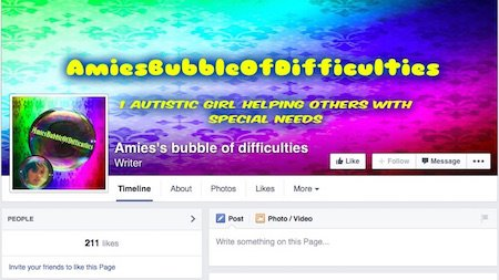 Amie on Facebook