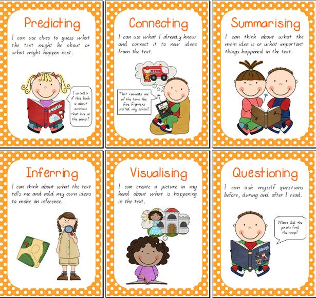 Effective strategies for reading comprehension in kids with autism