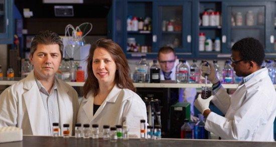 researchers at Clarkson University