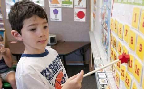 IEP Autism Education Classroom