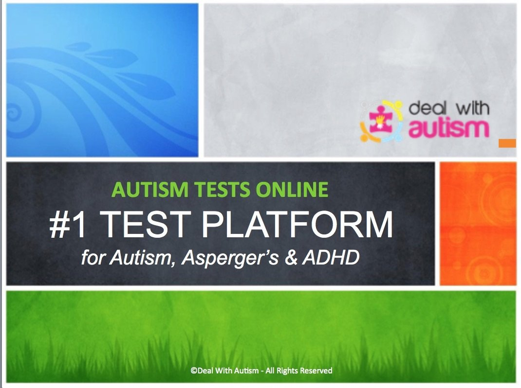 Online Test for Autism