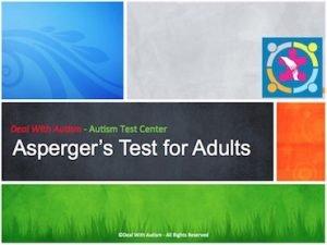 Autism Test Online - 15 Mins INSTANT Quiz for ASD