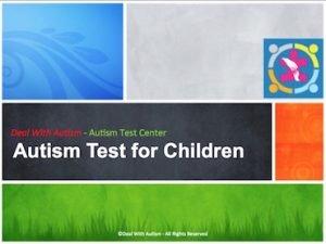 Autism Test Online - 15 Mins INSTANT Quiz for ASD, Asperger's & ADHD