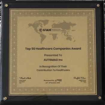 IFAH Healthcare Award Autism 360u